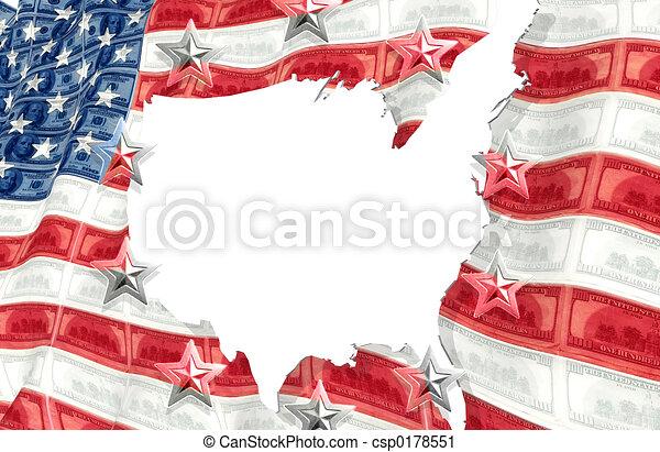 drapeau, 01, espèces - csp0178551