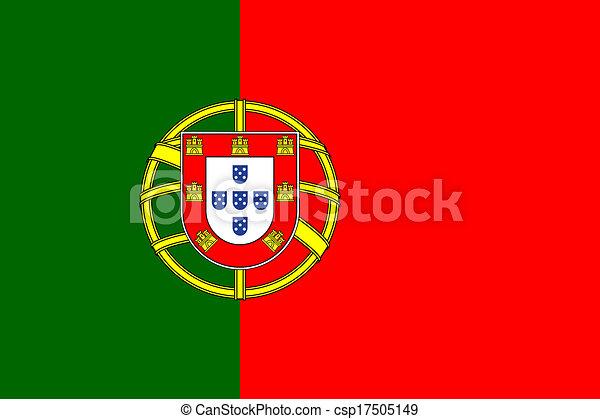 Drapeau, portugal.