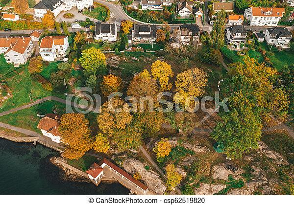 Dr?bak in Autumn Colours - csp62519820