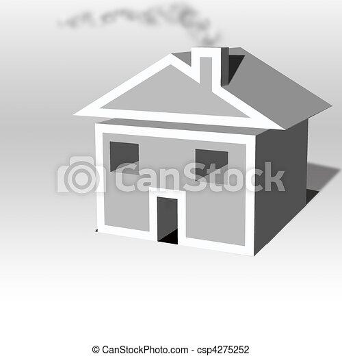 Dream Home - csp4275252