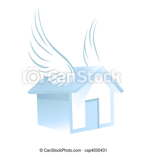 dream home - csp4030431
