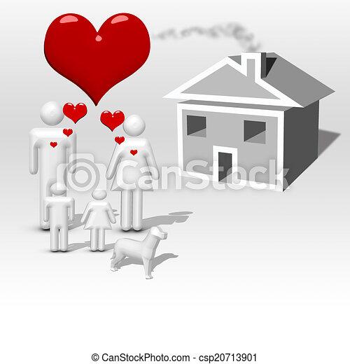 Dream Home - csp20713901