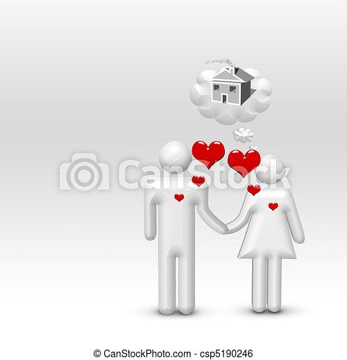 Dream Home - csp5190246