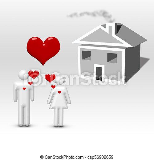 Dream Home - csp56902659