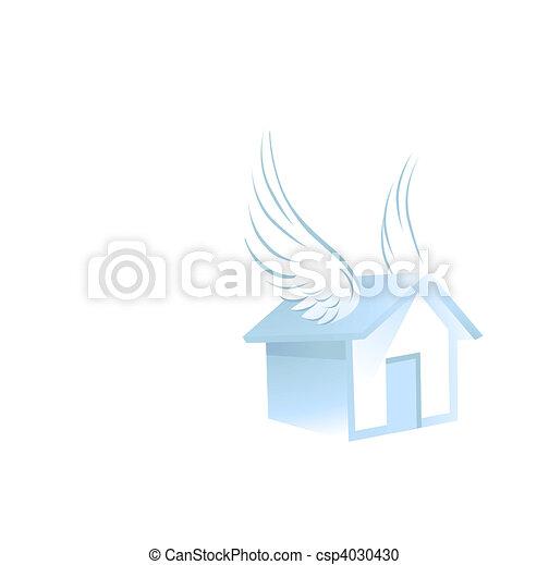 dream home - csp4030430