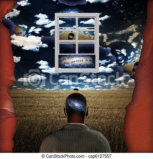 Dream Mind - csp6127557