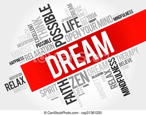 Dream - csp31361250