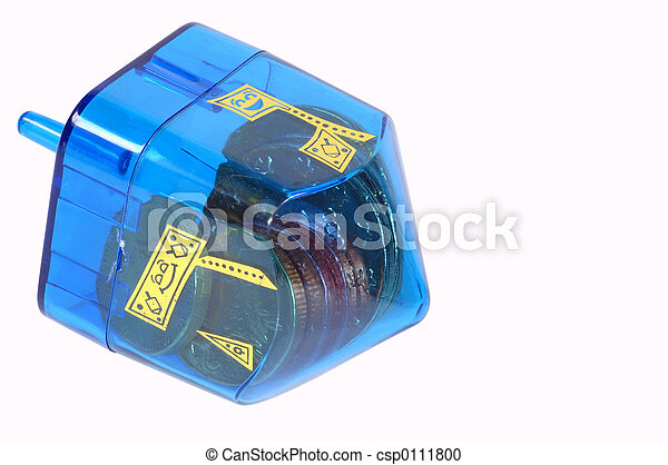 Dreidel - csp0111800