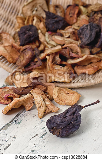 Dried fruit - csp13628884