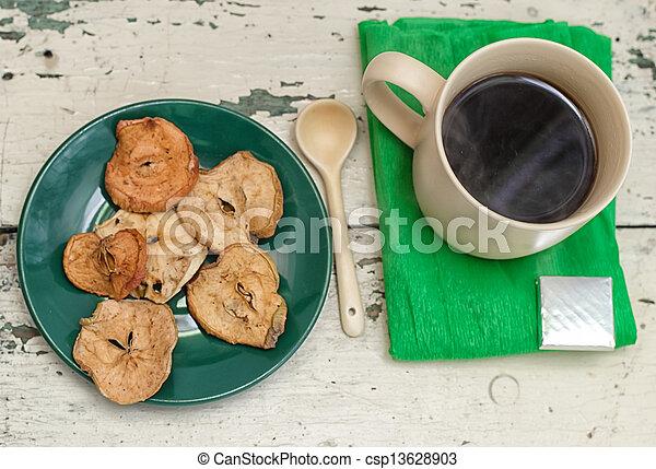 Dried fruit - csp13628903
