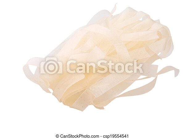 Dried Kway Teow - csp19554541