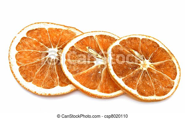 Dried orange slices - csp8020110