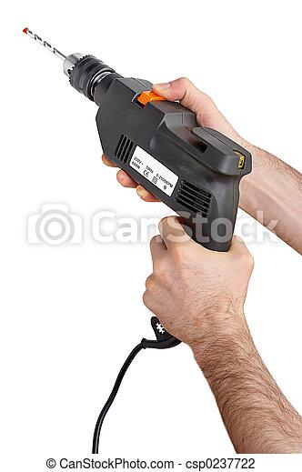 drill - Bohrmaschine - csp0237722