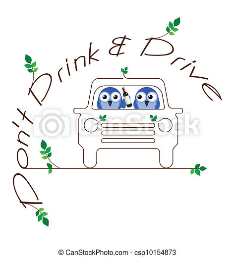 Drink and Drive - csp10154873