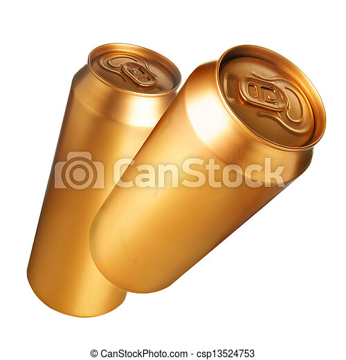 Drink cans - csp13524753