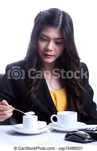 drink coffee  - csp15488001