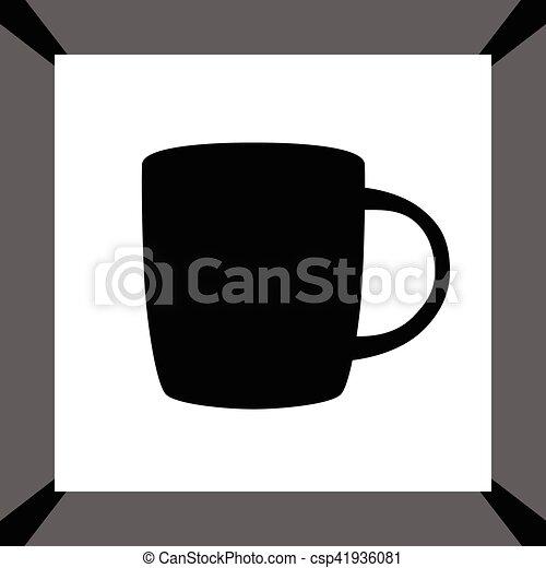drinking glass - csp41936081