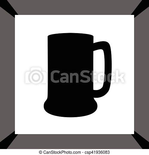 drinking glass - csp41936083