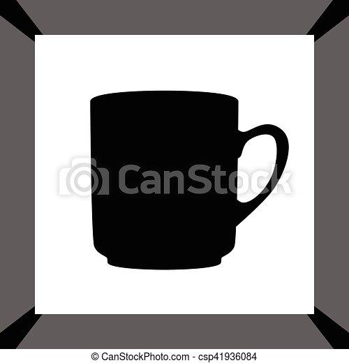 drinking glass - csp41936084