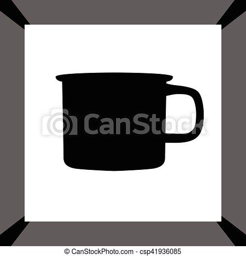 drinking glass - csp41936085