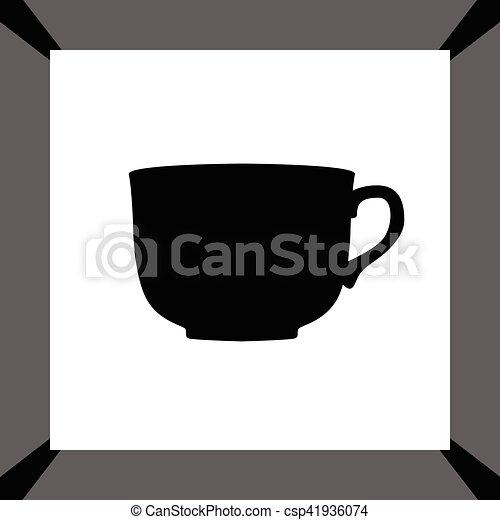 drinking glass - csp41936074
