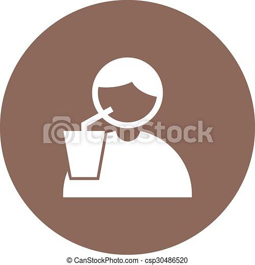 Drinking - csp30486520