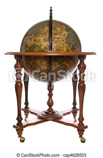 drinks globe - csp4626503