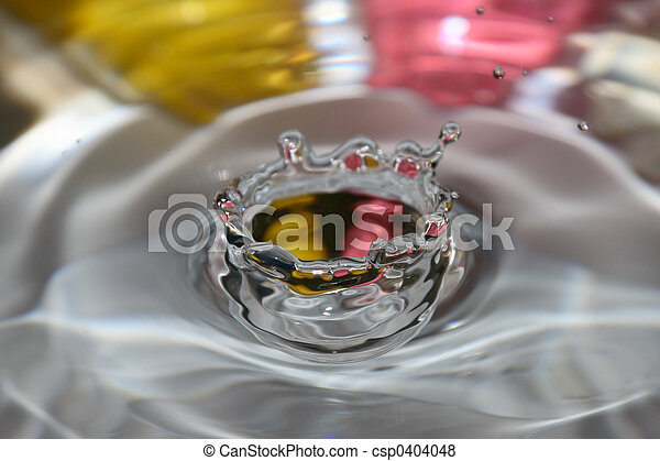 Drip crown - csp0404048