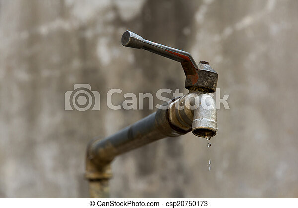 A dripping tap showing water being wasted picture - Search Photo ...