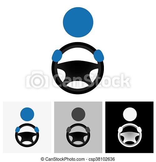 Driver Icon Driver Icon Vector Driver Icon Eps 10 Driver Icon Logo
