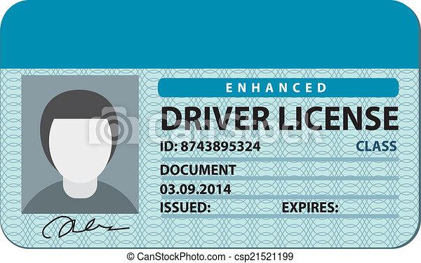 driver license - csp21521199