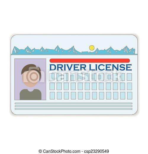 driver license - csp23290549