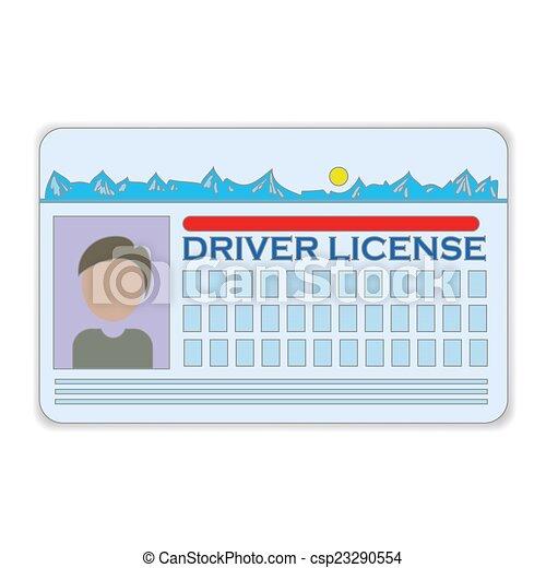 driver license - csp23290554
