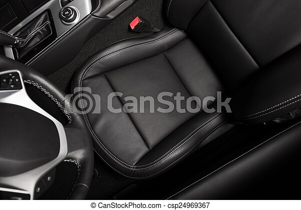 Driver Seat From Above - csp24969367