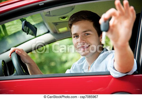 drivers license - csp7085967