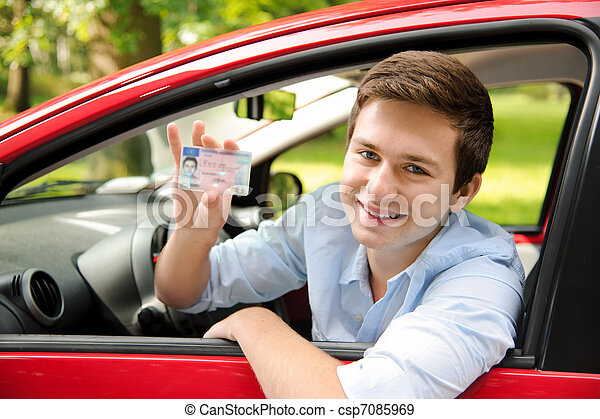 drivers license - csp7085969