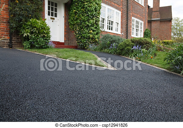 Driveway - csp12941826