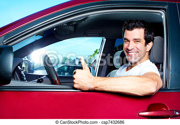 driving. - csp7432686