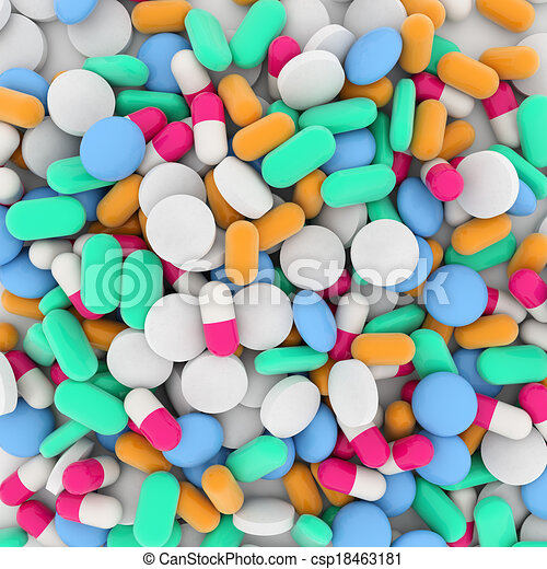 drogas, plano de fondo - csp18463181