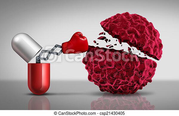 drogues, cancer - csp21430405