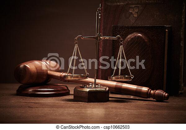 droit & loi - csp10662503
