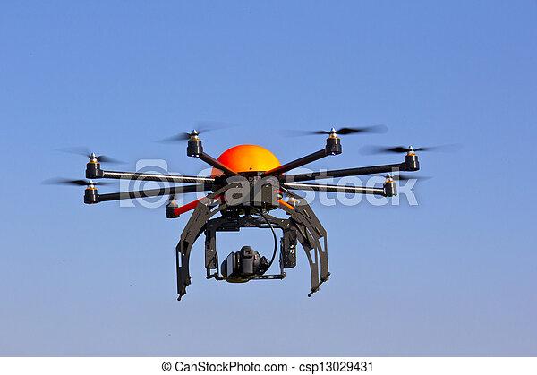 Drone - csp13029431