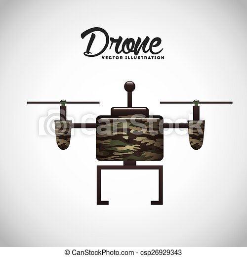 drone technology - csp26929343