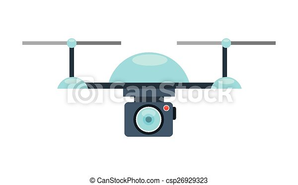 drone technology - csp26929323