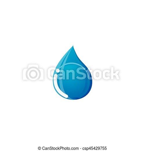 drop water - csp45429755