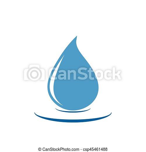 drop water icon - csp45461488