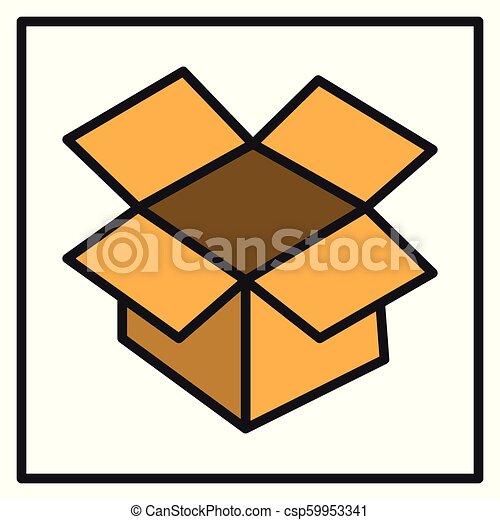Dropbox Color Icon Realistic Icon Or Logo