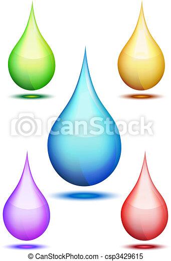 Drops set - csp3429615