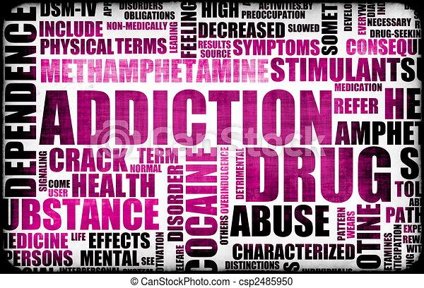 Drug Addiction - csp2485950