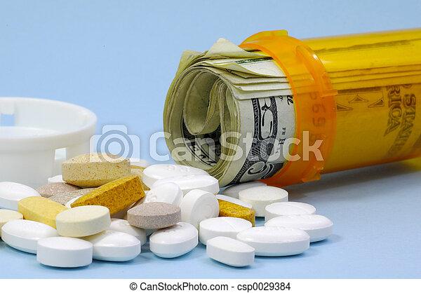 Drug Costs - csp0029384